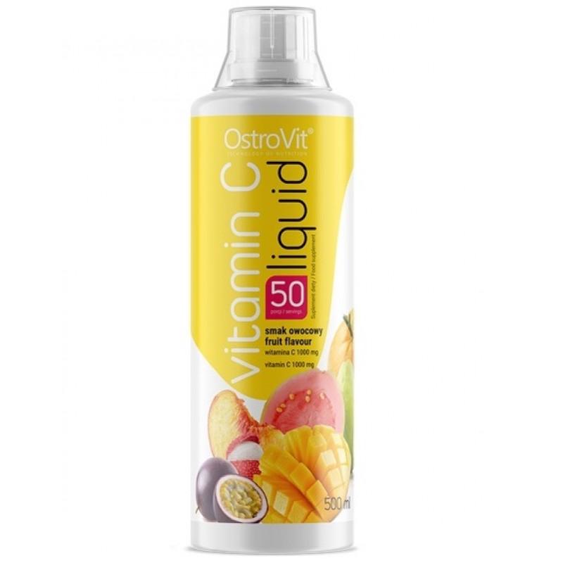 Ostrovit C-vitamiini 1000 vedelik 500 ml