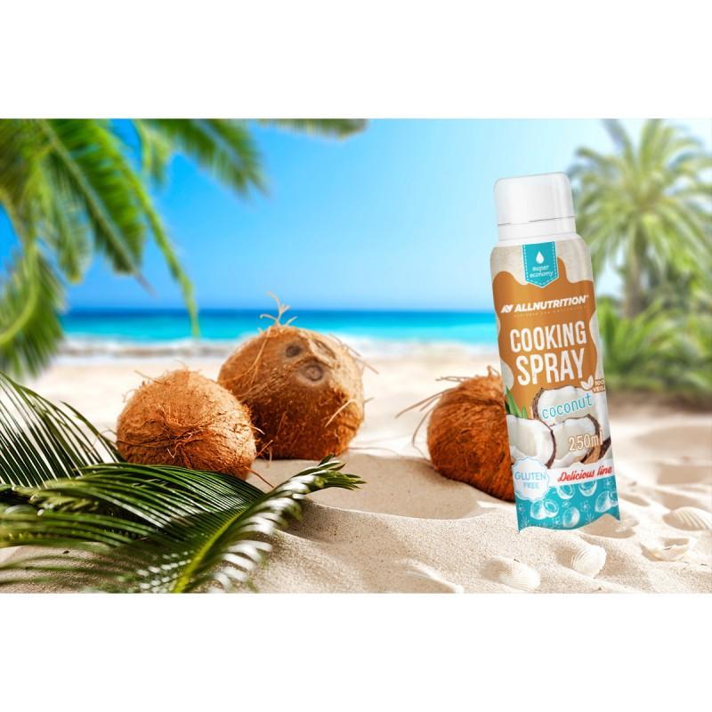 COOKING SPRAY 250 ml COCONUT Kookosõli foto
