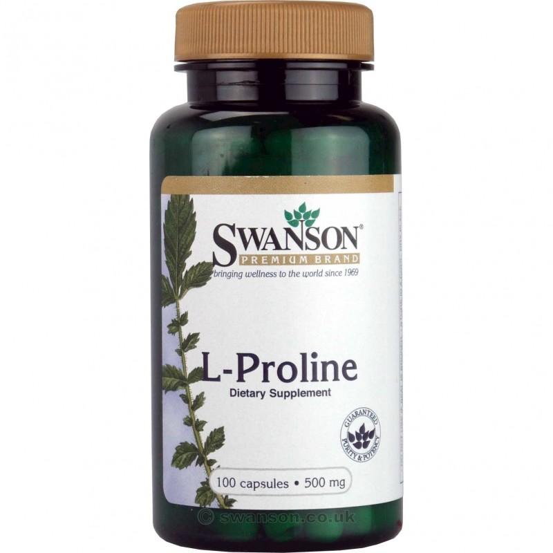 L-Proliin 500 mg 100 kapslit