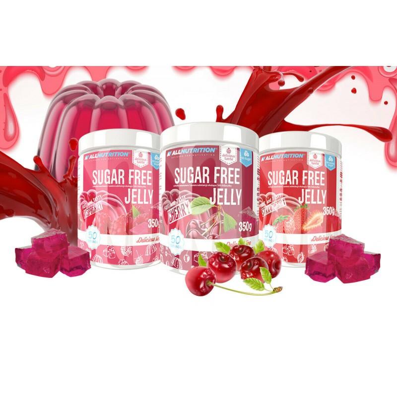Sugar free Jelly 350g strawberry Magusad siirupid foto