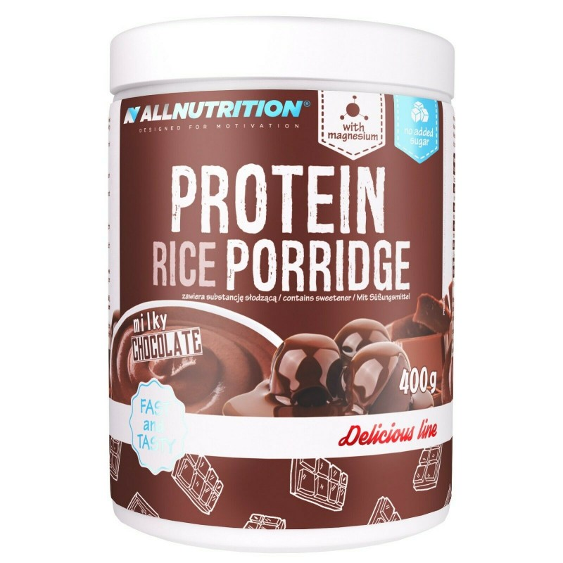 Protein Rice Porridge Milky Chocolate 400g