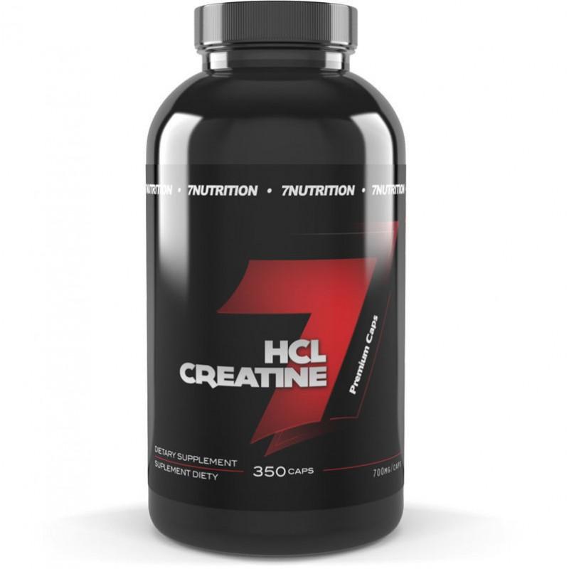 7nutrition HCL Kreatiin Hüdrokloriid 350 cap
