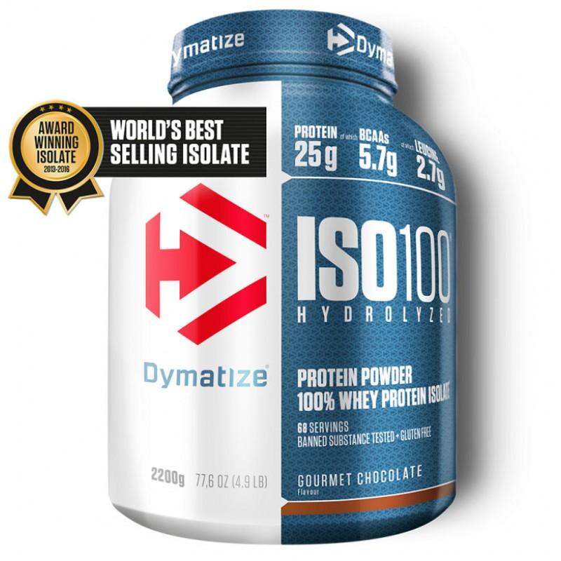 Dymatize ISO-100 isolate 2200g