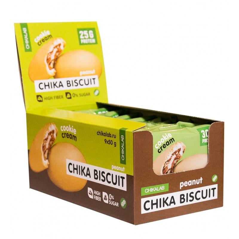 Chika Biscuit peanut 50g