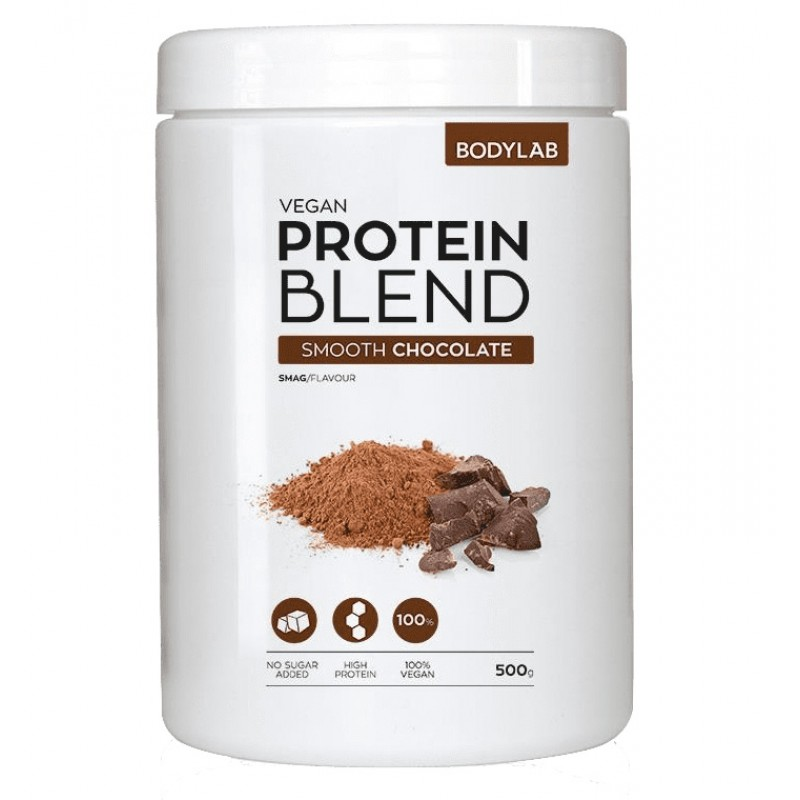 Bodylab Vegan protein blend 500g