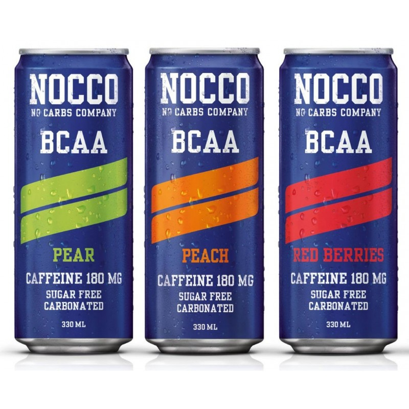 BCAA 330ml BCAA joogid foto