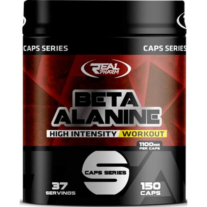 Beta Alanine 1100mg 150caps