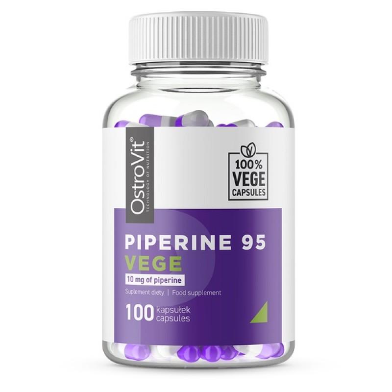 Piperine VEGE 100 caps