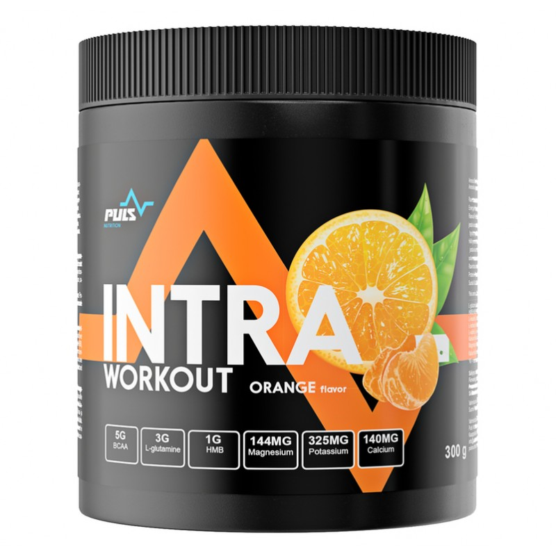 Puls Nutrition Intra workout joogipulber 300g