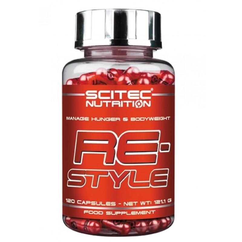 Scitec Nutrition Re-Style 120caps