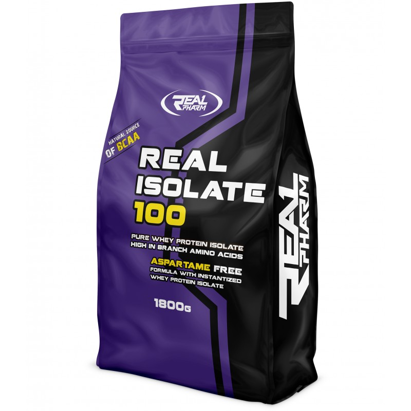 Real Pharm Real Isolate 1800g
