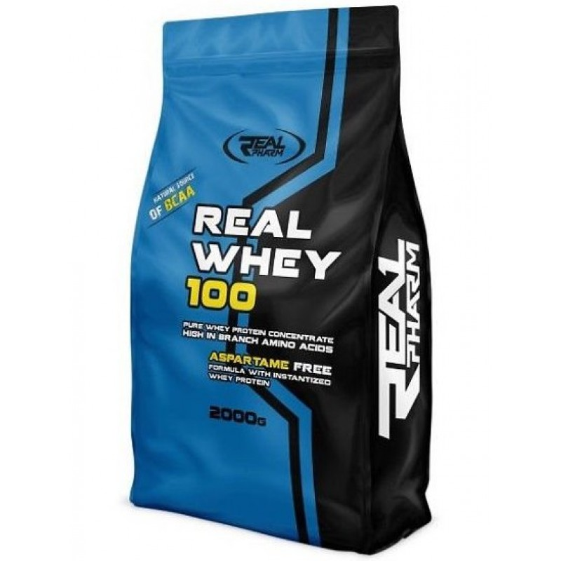 Real Whey 2000g