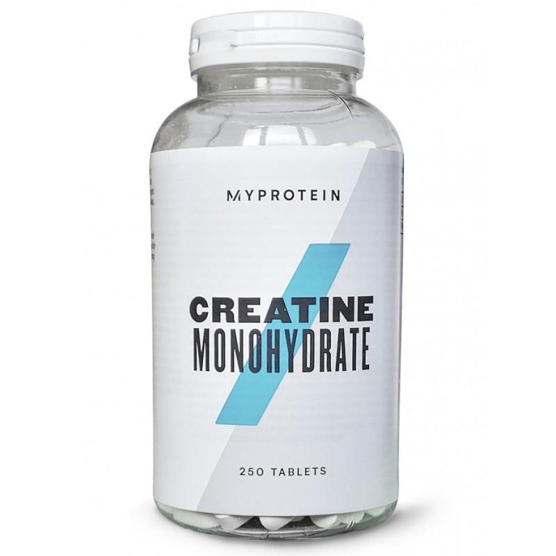 Myprotein Creatine Monohydrate 250 tabs