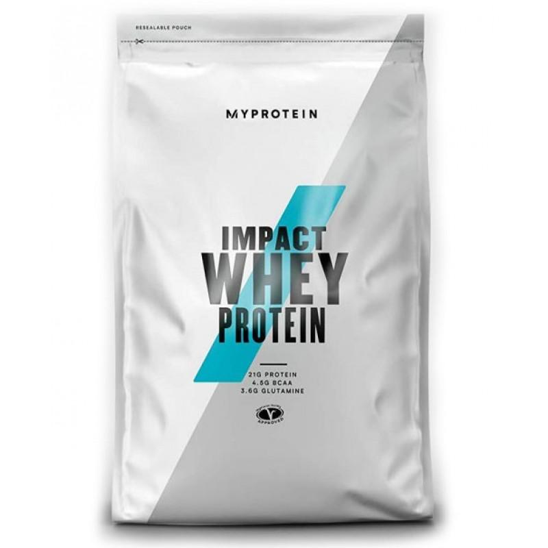 Impact Whey Protein 2,5 kg