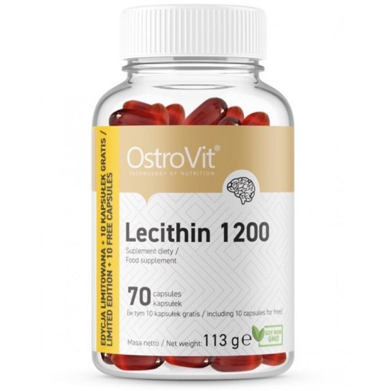Lecithin 1200 70 caps