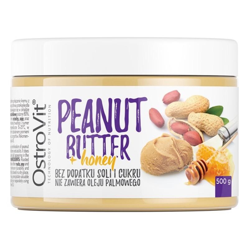 Peanut Butter + Honey 500 g
