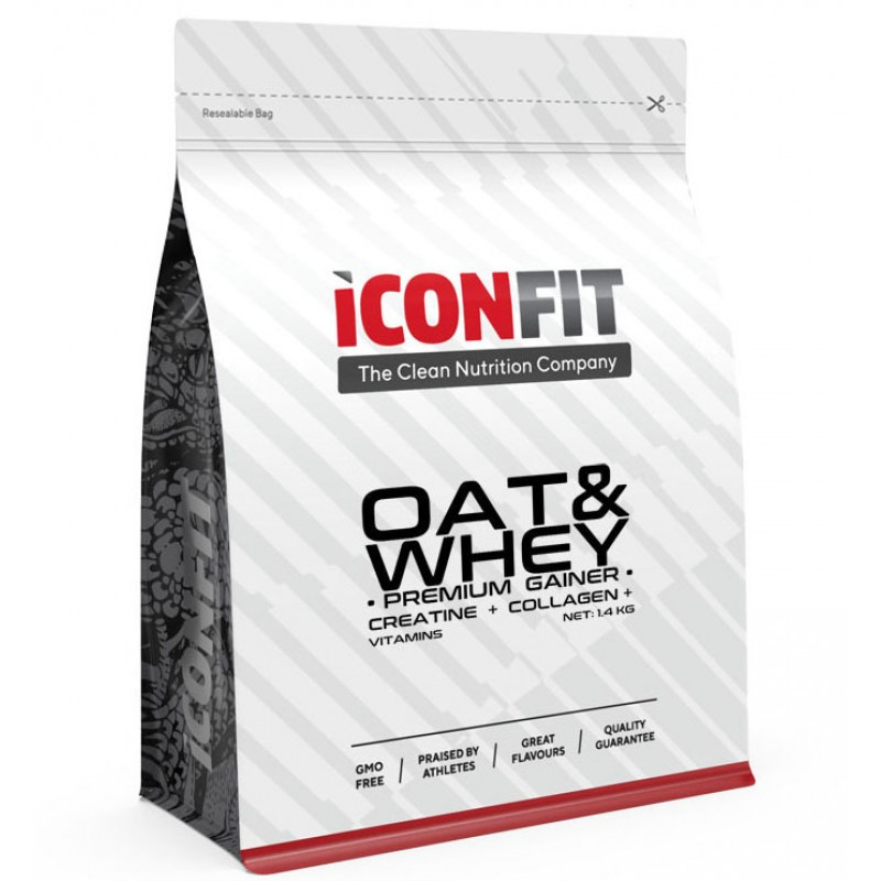 OAT&WHEY Pro Gainer 1,4kg