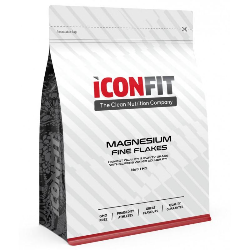 Iconfit Magneesiumihelbed 1 kg vannideks