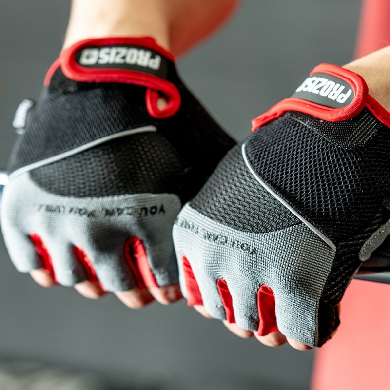 Advanced Performance Gel Shock Gloves Jõusaali kindad foto
