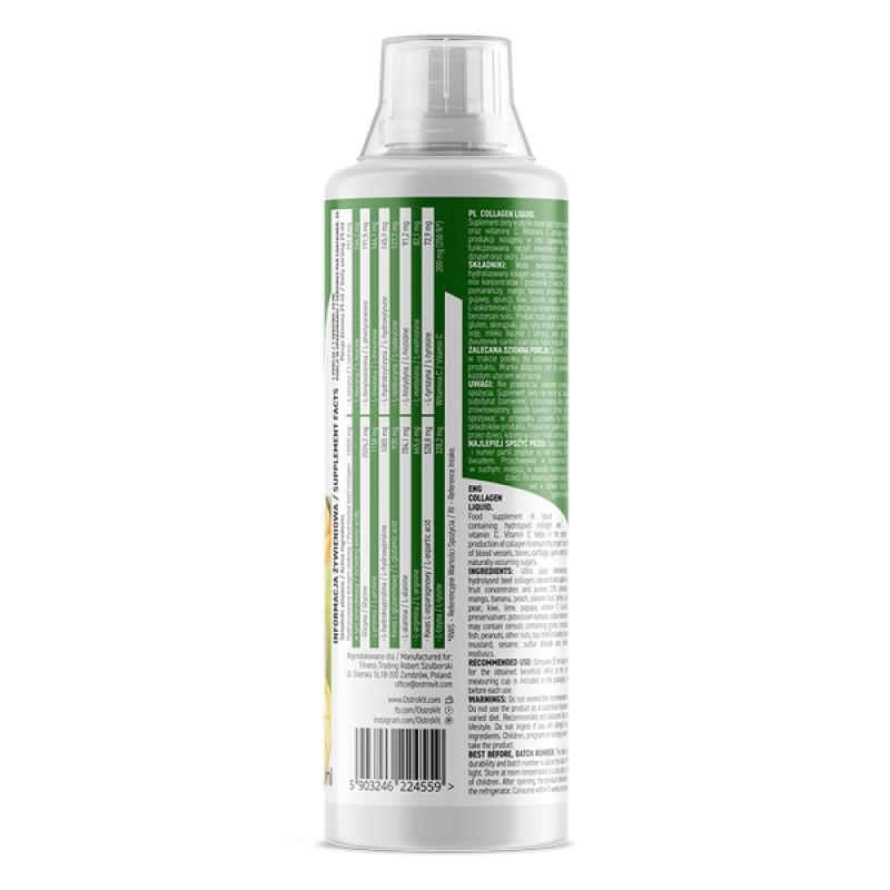 Collagen Liquid 500 ml Kollageenijook foto