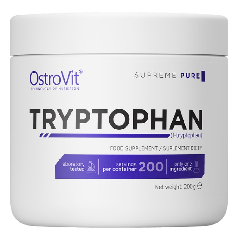 Pure Tryptophan 200 g