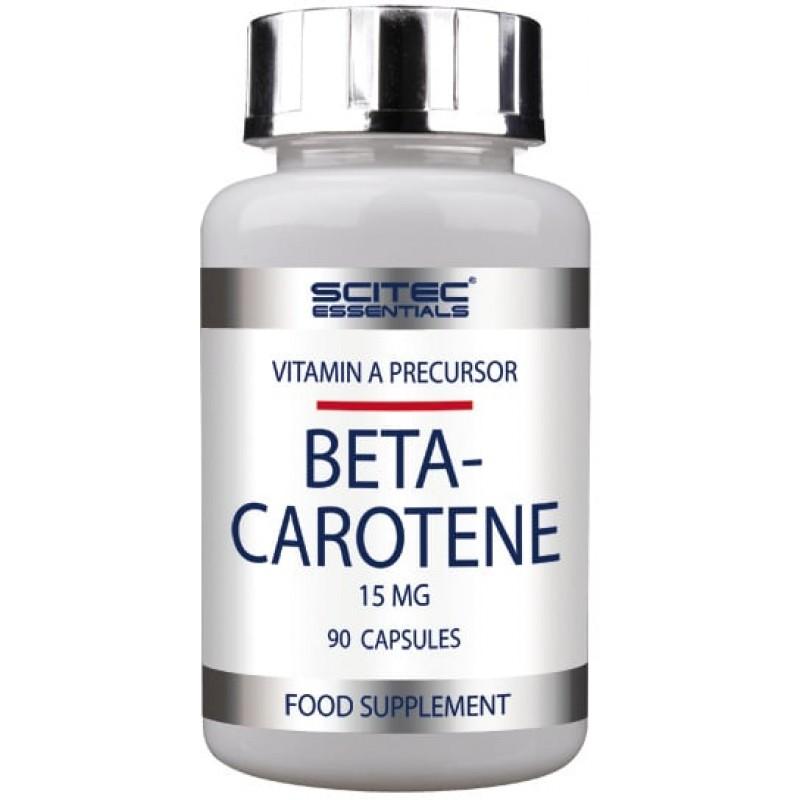 Scitec Nutrition Beta-Carotene 90caps Beetakaroteen