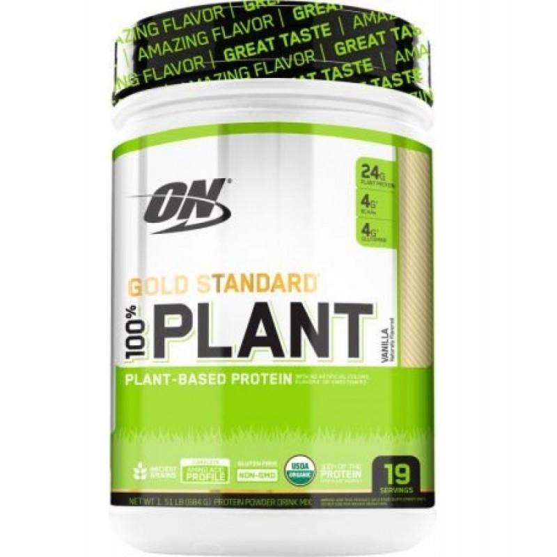 Optimum Nutrition 100% Plant Protein 684g