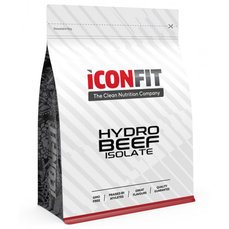 Iconfit HydroBEEF Isolate (1KG)