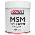 MSM Коллаген + Витамин C (300g)