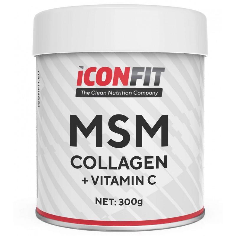 MSM Kollageen + Vitamiin C (300g)