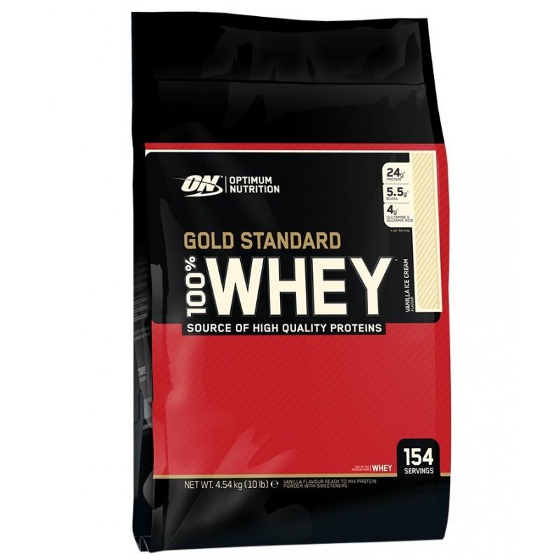 Optimum Nutrition 100% Whey Gold Standard 4540g