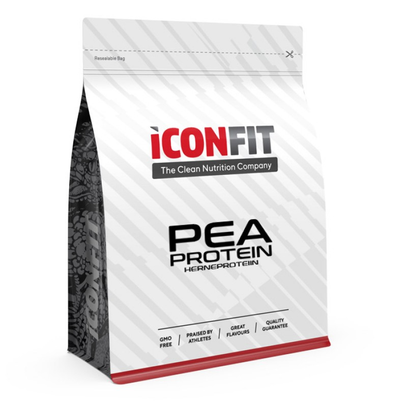 Iconfit Pea Protein Isolate (hernevalk) Maitsestamata (800g)