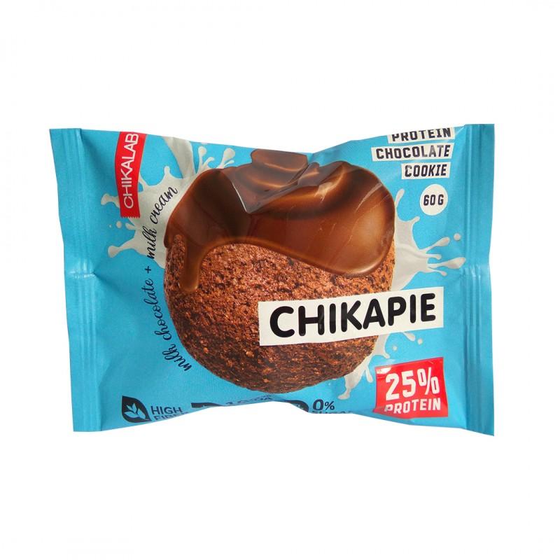 Proteiiniküpsis 60g , chikapie šokolaad Proteiiniküpsised foto