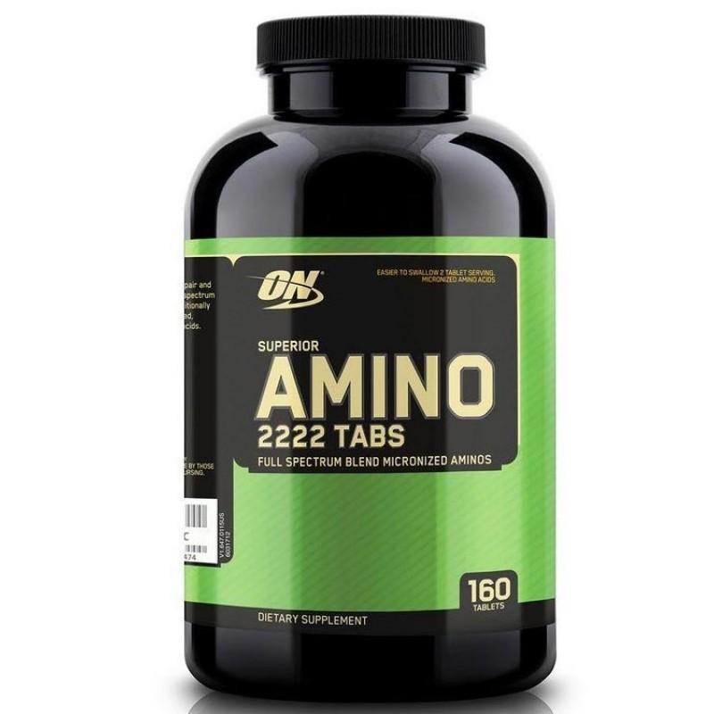 Superior Amino 2222 160 tab