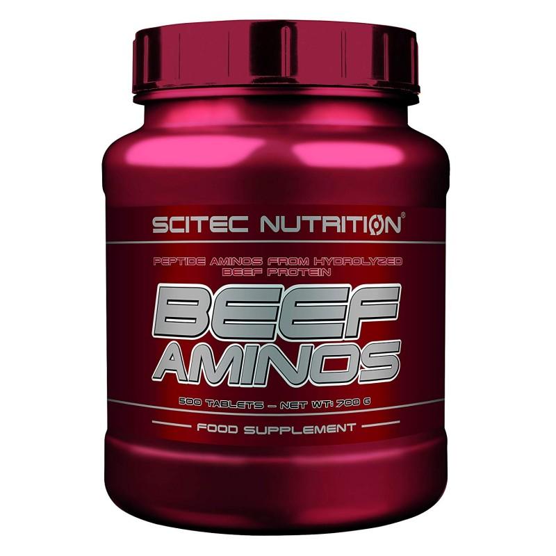 Scitec Nutrition Beef Aminos 500tab