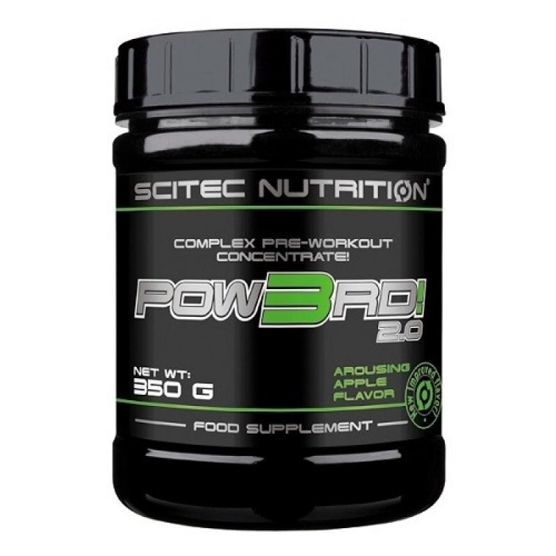 Scitec Nutrition POW3RD! 2.0, 350g
