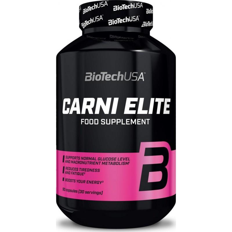 Biotech USA Carni Elite 90 kapslit