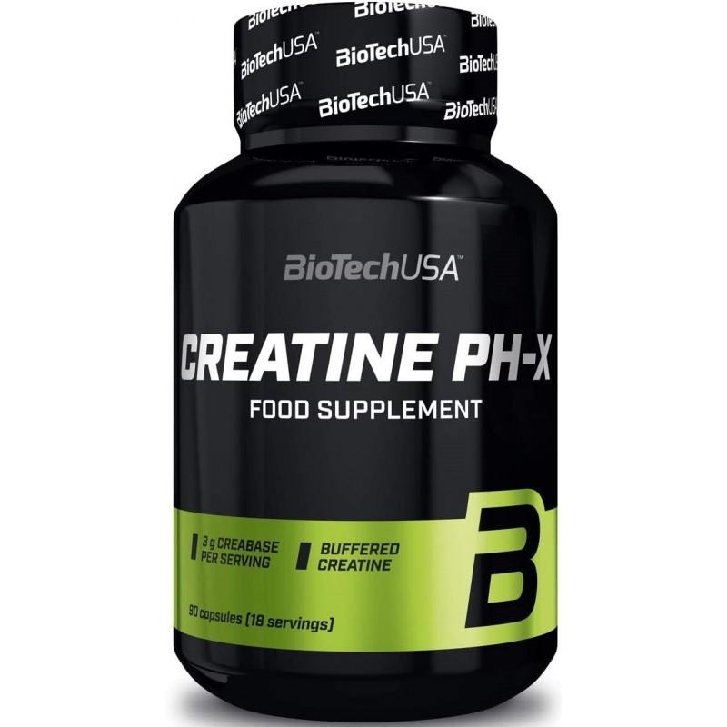 Creatine pH-X 90 kapslit