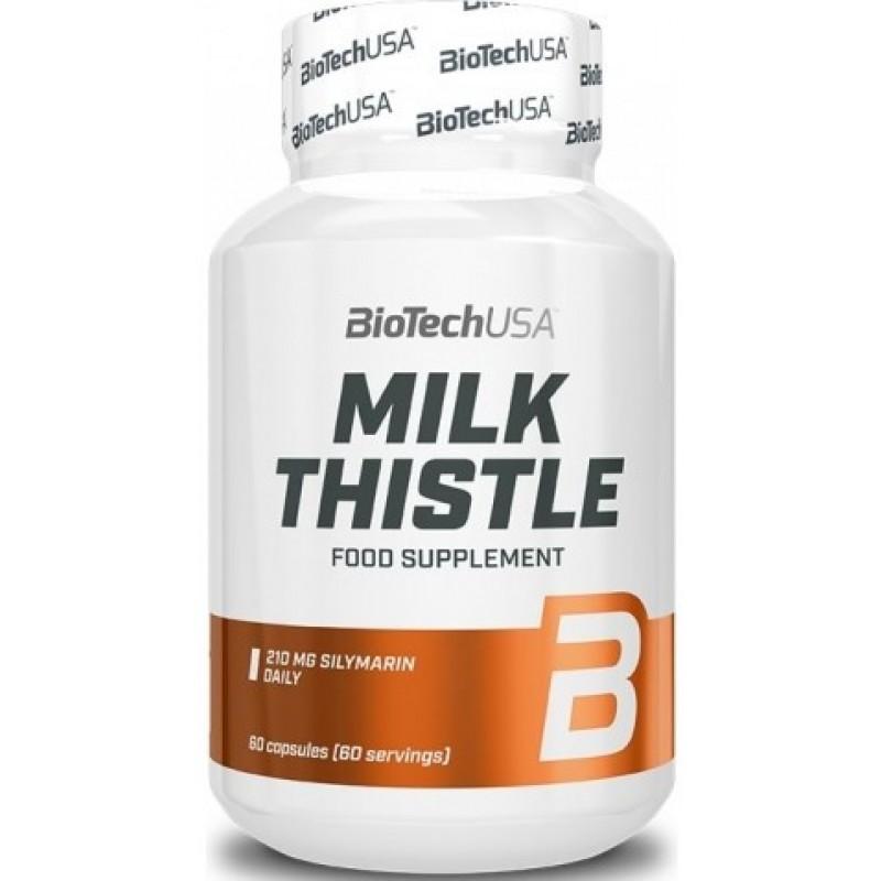 Biotech USA Milk Thistle - maarjaohakas - 60 kapslit
