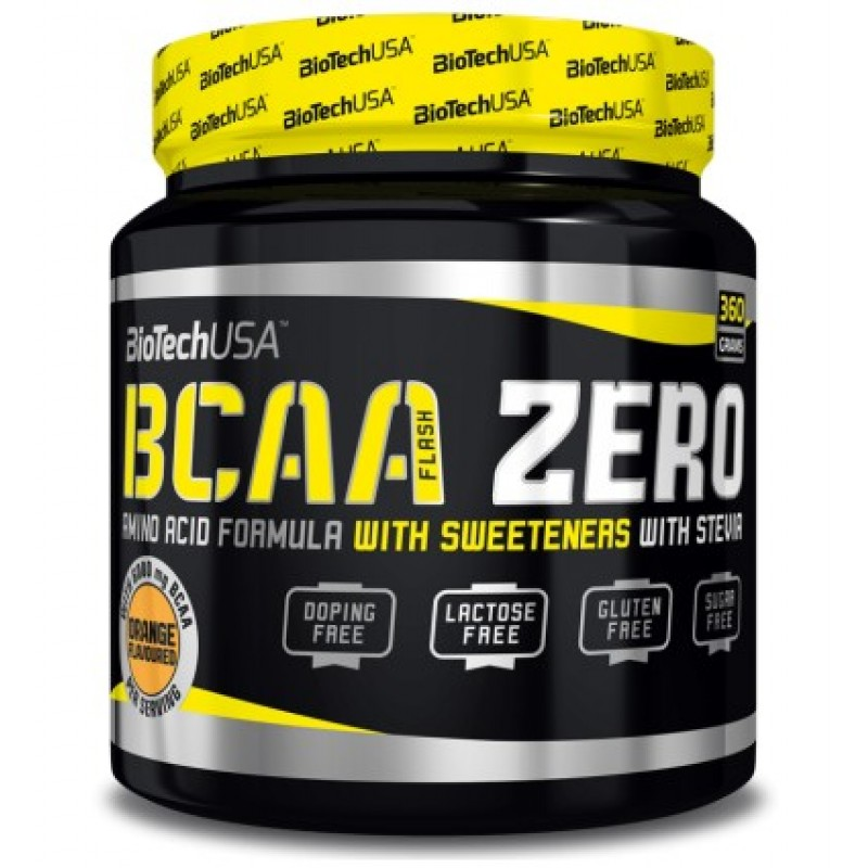 Biotech USA BCAA Flash ZERO 700g