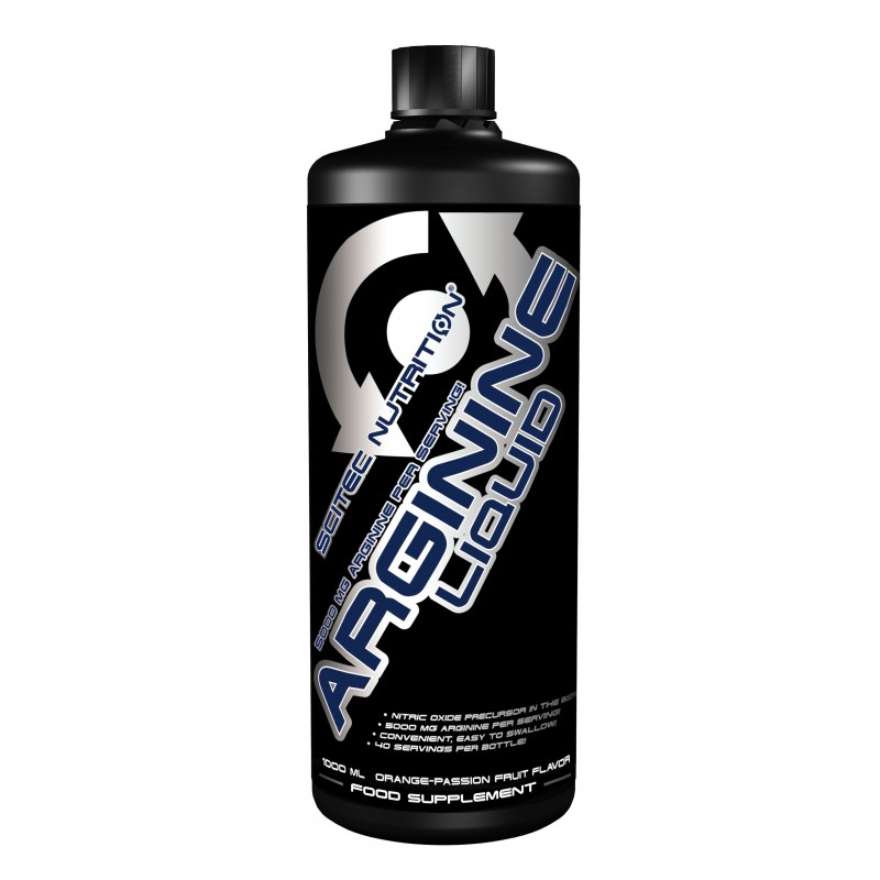 Scitec Nutrition Liquid Arginine, 1000ml