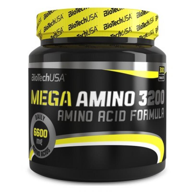 Biotech USA Mega Amino 3200 300 tabl