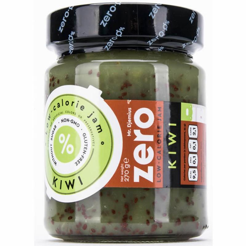Mr Djemius Zero Vähese kalorisisaldusega moos, Kiivi 270 g