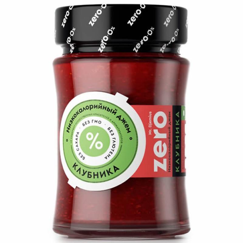 Mr Djemius Zero Vähese kalorisisaldusega moos, Maasika 270 g