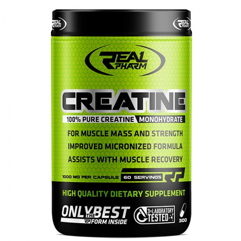 Creatine Monohydrate 300caps