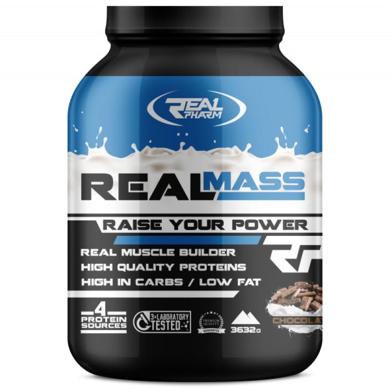 Real Pharm Real Mass 3632g