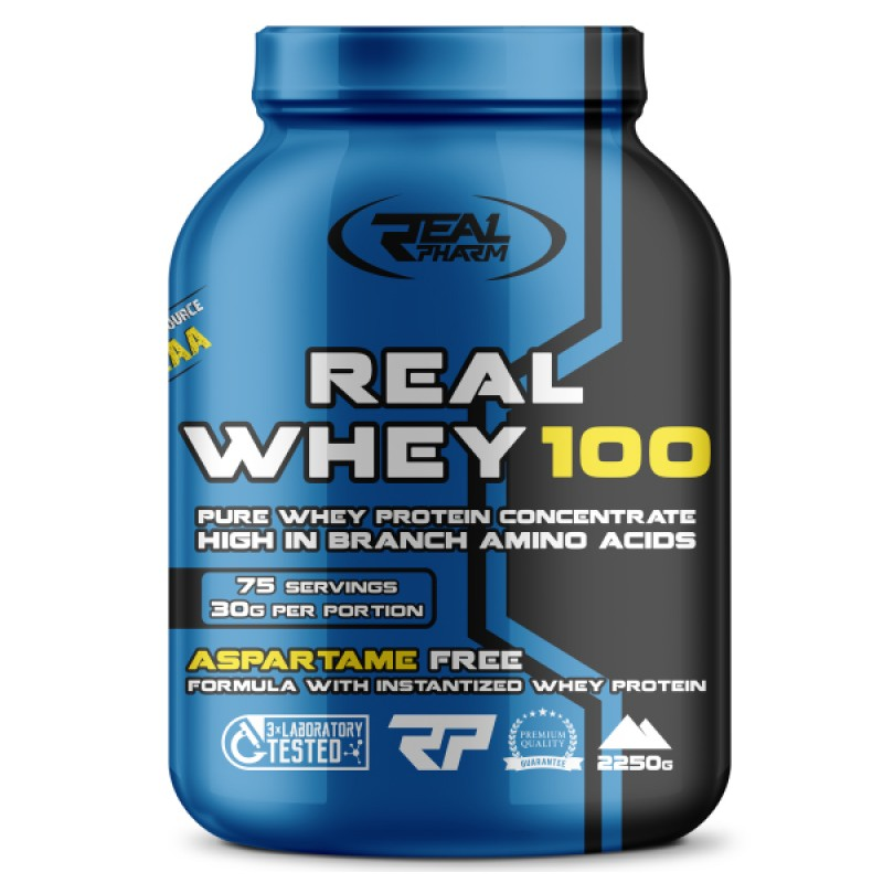 Real Whey 2250g