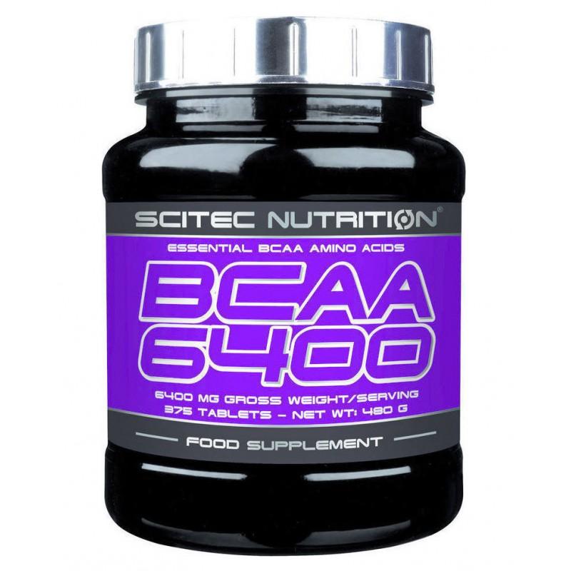 Scitec Nutrition Bcaa 6400 375tab
