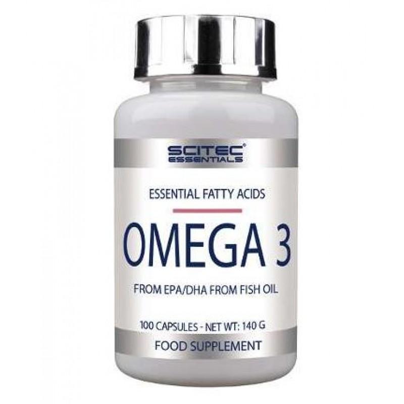Scitec Nutrition Omega 3 100 caps