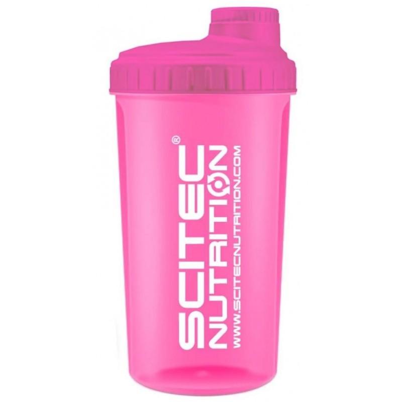 Scitec Nutrition šeiker pink 700ml new